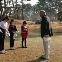 第44回 梶岡建設ジュニアゴルフ月例競技会