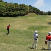 第46回 梶岡建設ジュニアゴルフ月例競技会