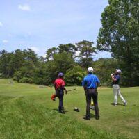 第47回 梶岡建設ジュニアゴルフ月例競技会